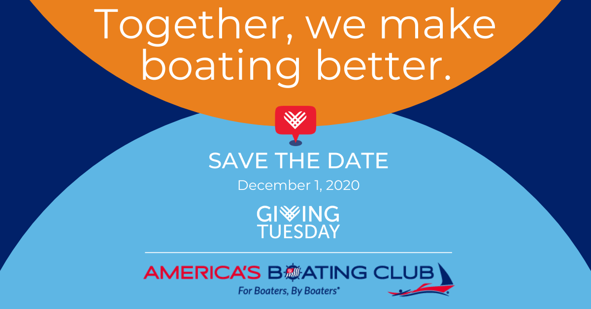 America's Boating Club Save the Date image